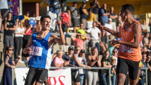 Leichtathletik SM U20 / U23, 2018 Aarau