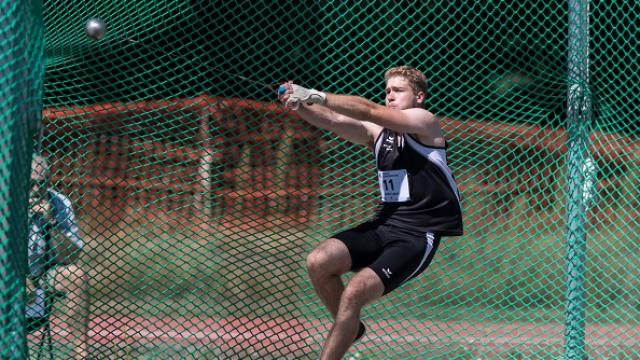 Lukas Baroke, BTV Aarau Athletics
