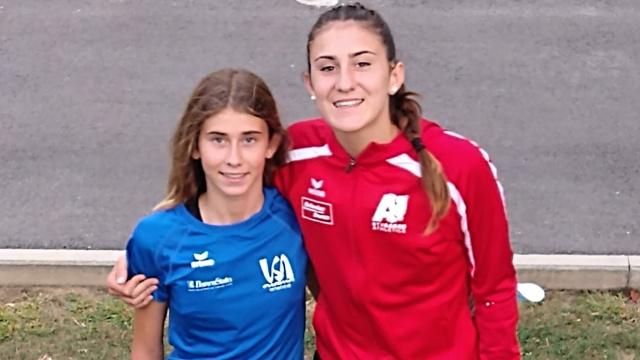 Tiziana und Valentina Rosamilia